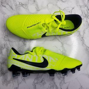 Nike Phantom Venom PRO FG Soccer Cleats Volt / Bla